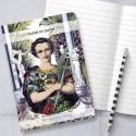 """Cahier de notes """"Saint Victor"""""""