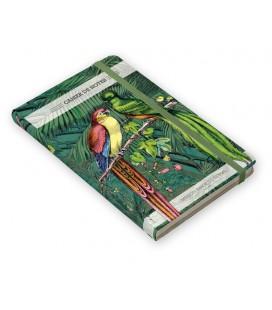 """Cahier de notes """"Oiseaux étrangers"""""""