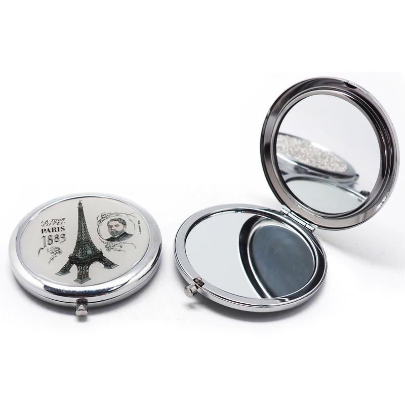 Miroir de poche tour eiffel maison images d 39 pinal for Miroir de poche