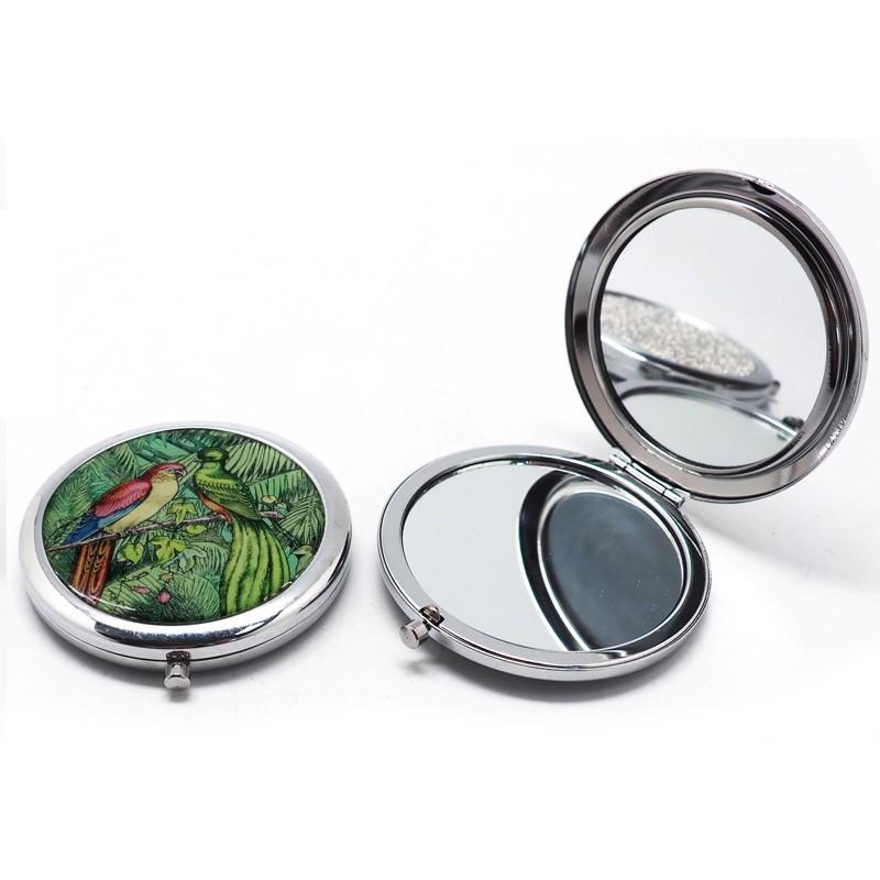 Miroir de poche oiseaux trangers imagerie d pinal for Miroir de poche mirrorbook air