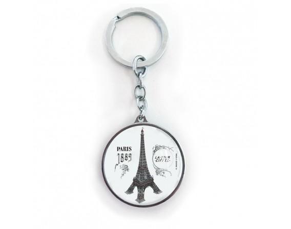 """Porte-clés """"Tour Eiffel"""""""