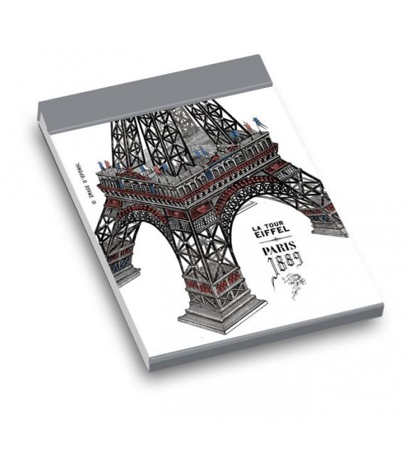 """""""Tour Eiffel"""" Bloc-notes"""