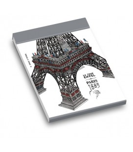 "Bloc-notes ""Tour Eiffel"""
