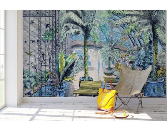 Jardin d 39 hiver d cor panoramique maison images d 39 pinal for Decoration jardin d hiver