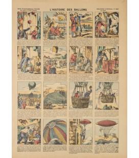 L'HISTOIRE DES BALLONS