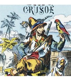 """Affiche """"Robinson Crusoé"""""""