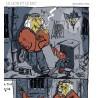 """Affiche """"Le lion et le rat"""""""