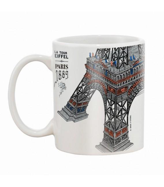 "Mug ""Tour Eiffel"""