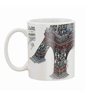 "Mug ""Tour Eiffel 1889"""
