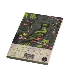 """""""Oiseaux étrangers"""" Bloc-notes"""
