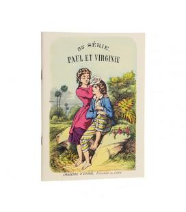 """Cahier d'écriture """"Paul et Virginie"""""""