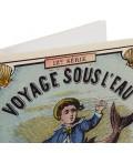 """Cahier d'écriture """"Voyage sous l'eau"""""""