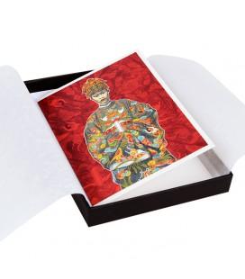 """Coffret cartes doubles """"Duc Tranh Thaï"""""""