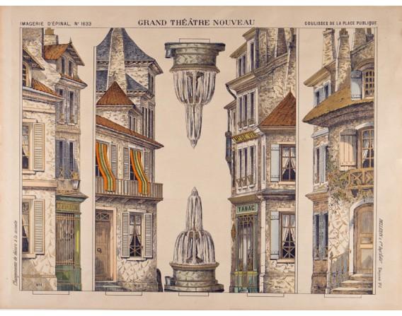 GRAND THÉÂTRE NOUVEAU Place Publique