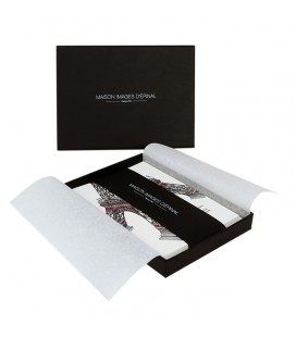"Coffret cartes doubles ""La tour Eiffel"""