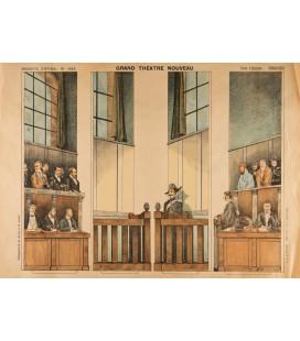 GRAND THÉATRE NOUVEAU Cour d'Assises