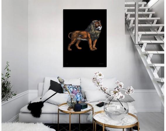 Le lion - support premium