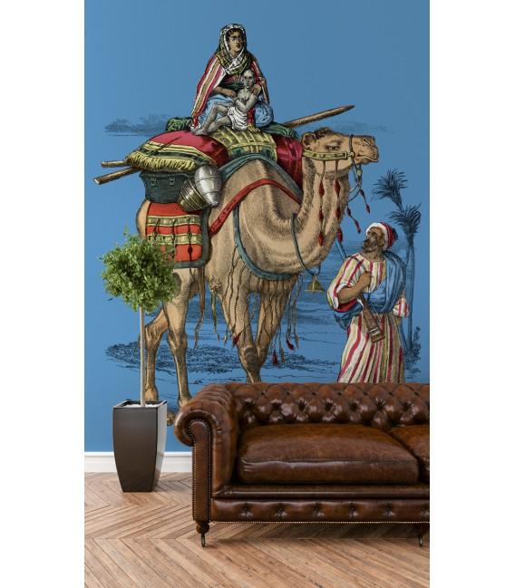 Le bédouin - décor panoramique