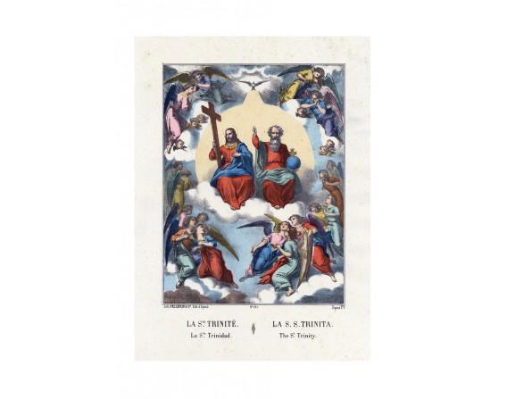 La sainte-trinité