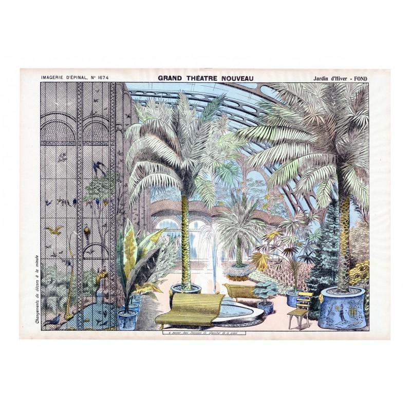jardin d 39 hiver n 1674 maison images d 39 pinal. Black Bedroom Furniture Sets. Home Design Ideas