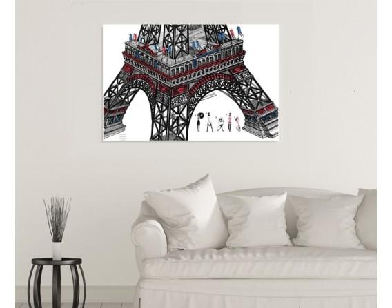 Tour Eiffel érotique