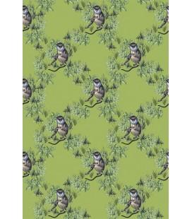 """Papier-peint """"Les singes"""""""
