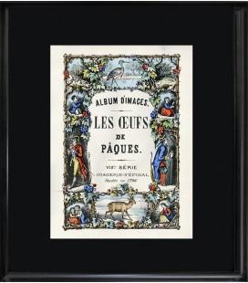 """Image """"Edition originale 1879"""" - Les oeufs de Pâques"""
