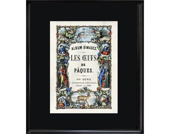 """Collection Edition Originale """"Les oeufs de Pâques"""""""