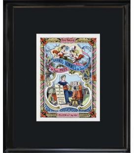 """Image """"Edition originale 1879"""" - Grands hommes de tous les temps"""