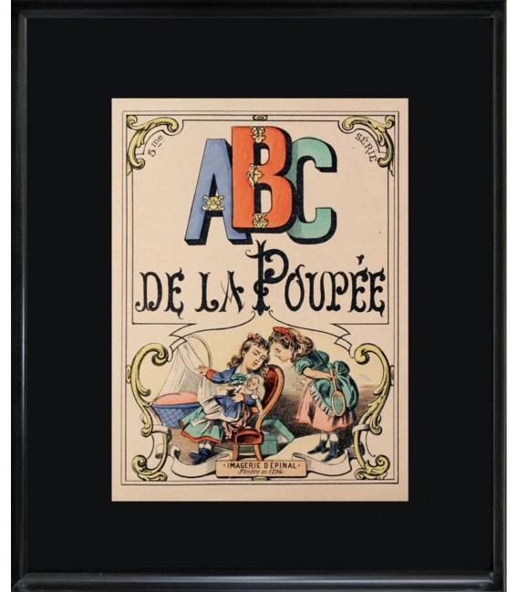 """Collection Edition Originale """"ABC de la poupée"""""""
