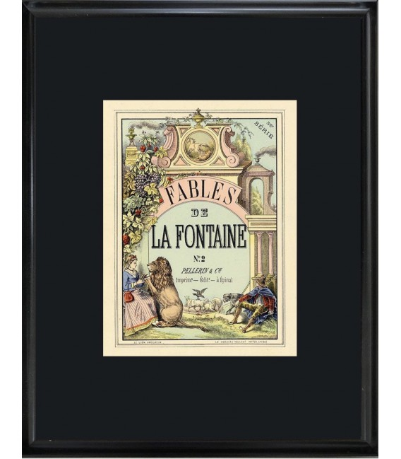 "Collection Edition Originale ""Fables de la Fontaine"""