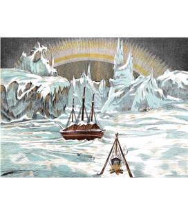 arctique - décor panoramique