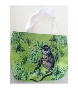 "Sac ""singe dans la jungle"""