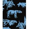 Banquise ours polaire- décor panoramique