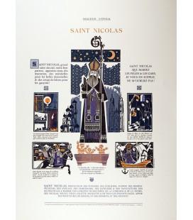 Saint Nicolas de Jean-Paul MARCHAL