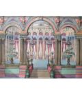Opera de Paris 19ème décor panoramique