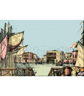 Venise décor panoramique