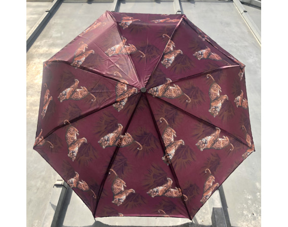 Parapluie Léopard Maison Piganiol
