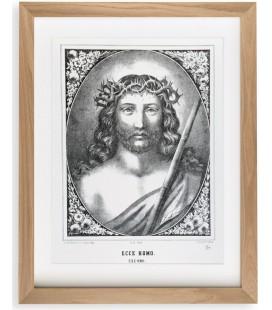 "Lithographie ""Ecce Homo"""