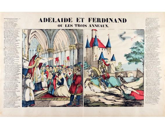 Adélaide et Ferdinand / Collection Tourments