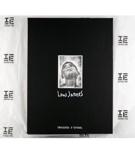 Coffret de 4 estampes Louis Jammes