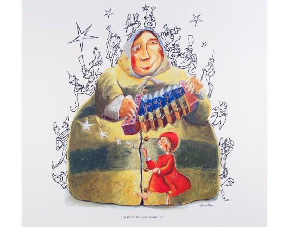 La Petite Fille aux allumettes / BONNES AFFAIRES