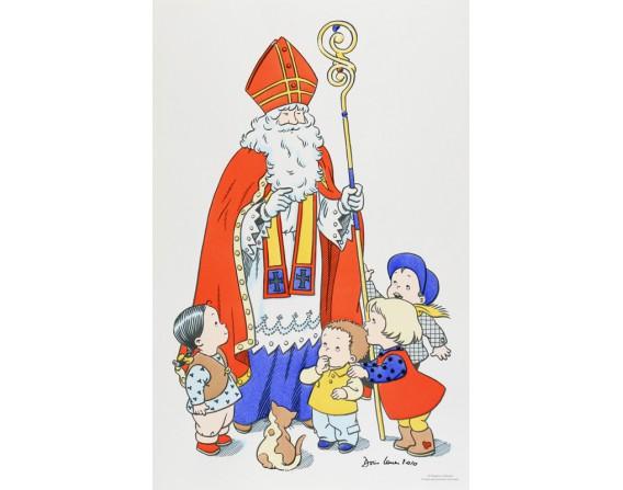 Saint Nicolas Lola et Robin / BONNES AFFAIRES