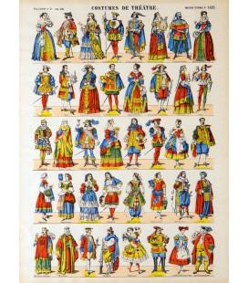 COSTUMES DE THEATRE