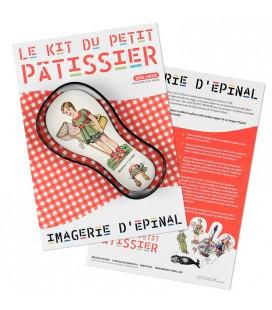 Le kit du petit pâtissier (moule noir)