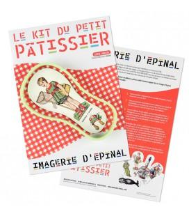 Le kit du petit pâtissier (moule vert)