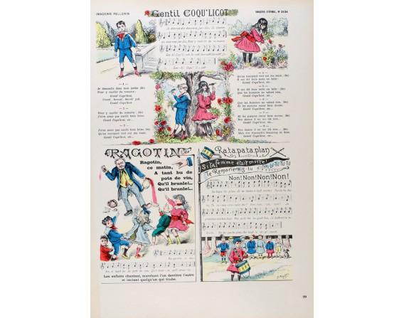 Gentil Coq'licot-Ragotin