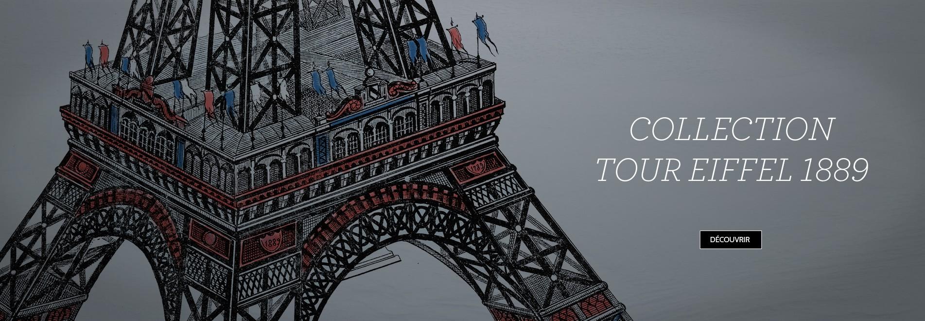"Collection ""tour Eiffel 1889"""